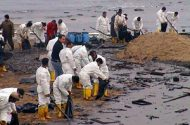 Cleanup of Another Gulf Oil Spill Now Underway