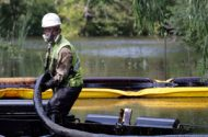 Company At Center of Michigan Oil Spill Offers to Buy 200 Homes