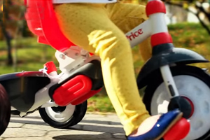 Fisher-Price Issues Massive Recall for Tricycles, High Chairs, and Toys
