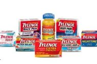 More Tylenol Products Recalled