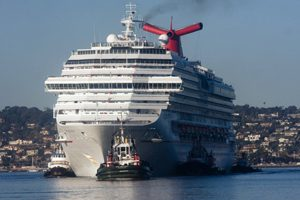crippled carnival splendor