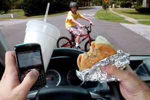 Cell Phones While Driving