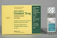 Fosamax Caused Femur Fracture in Both Thighs