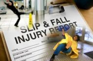 Sears Slip and Fall Accident Lawsuit Filed by Nassau County Resident