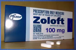 Zoloft Was Among Top Selling Drugs in 2011