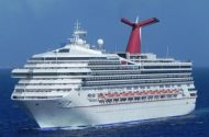 Disabled Carnival Triumph Cruise Vessel Still Floating in Gulf of Mexico