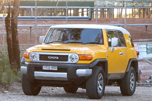 Toyota Recalls FJ Cruiser, Again