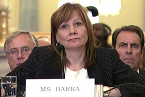Justice Department on General Motors Actions on Ignition-Switch Defect