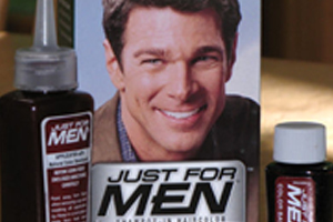 Just for Men Hair Color Users Reported Allergic Reactions