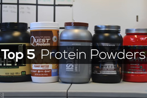 Protein Powder Makers May be Spiking Their Products with Inferior Ingredients
