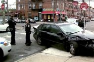 Two Separate Car Accidents in Brooklyn Leave Three Injured