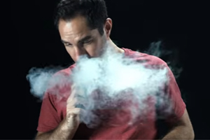 Even without Nicotine, E-Cigarettes can Increase Risk of Lung Infections