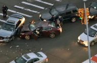 Woman Seriously Injured in Two-Car Crash on Long Island