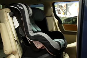 Recaro Recalls Car Seat
