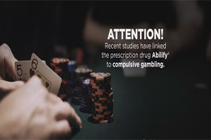 Abilify Linked to Compulsive Behaviors and Gambling Lawsuit