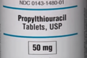 Propylthiouracil Side Effects