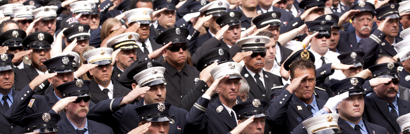 FDNY and EMS Workers Involvement in September 11th Efforts