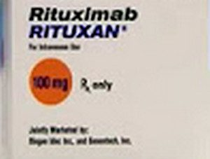 oncology drug Rituxan