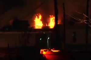 Allentown PA Natural Gas Explosion
