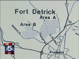 Fort Detrick Cancer Cluster