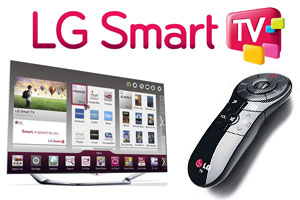 LG Smart TVs Collecting Data