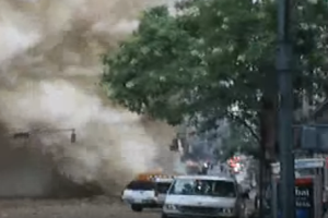 New York City Steam Pipe Explosion