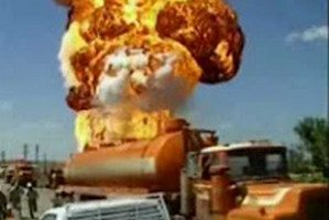 Wyoming Oil Storage Facility Explosion