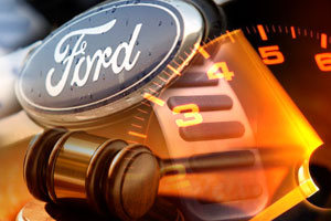 Ford Acceleration Defect class action lawsuit
