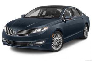 Lincoln MKZ Hybrid MPG Rating Cut