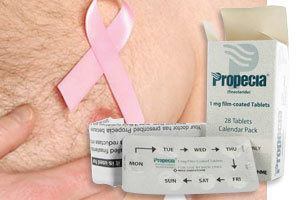 Propecia – Finasteride – Male Breast Cancer