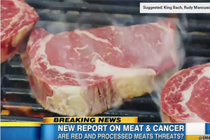 Red Meat, Processed Meats Cancer Connection