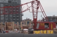 Investigation Continues into East River Crane Collapse