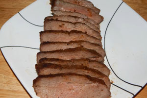 Tainted Tri Tip