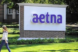 Aetna's Hartford Office