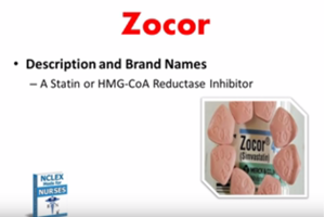 FDA Restricts Highest Zocor Dose