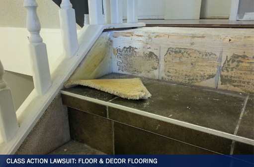Floor and Decor Lawsuit – Laminate Flooring Class Action