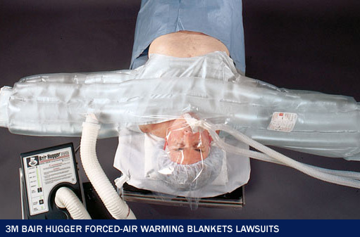Forced Air Warming Blankets