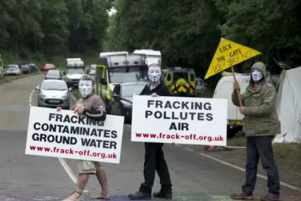 Fracking Protest Set For This Week