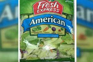 Fresh Express Recalls