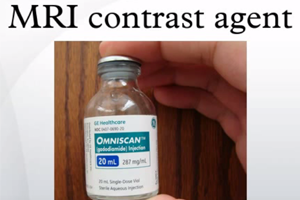 MRI Contrast Agents Put Kidney Patients at Risk