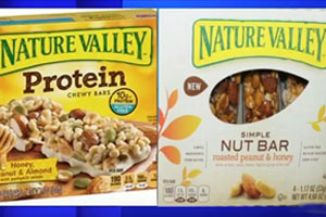 Nature Valley Products