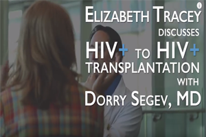 HIV Transplant Interview with MD