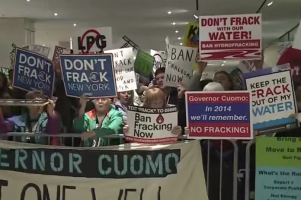 Lawmakers Seek Fracking Info From Natural Gas Well Operators