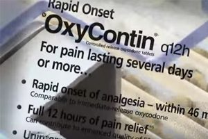 OxyContin Prescription