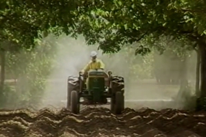 Pesticide Exposure Linked to Farm Workers Asthma