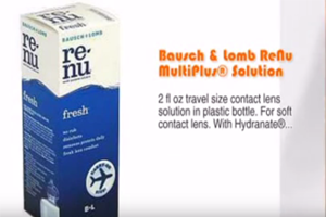 Recalled Lens Solution Renu