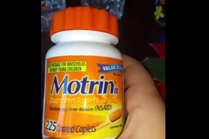 Massachusetts Girl Awarded $63M for Side Effects Injuries Caused by Motrin