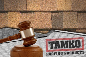 Tamko Architectural Shingles Class Action Lawsuit