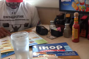 Texas IHOP Tainted with Salmonella for Third Time in Three Months