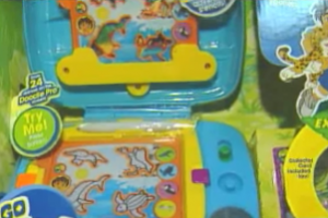 Toy Action Figures Recalled for Lead Paint